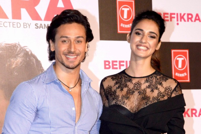 Tiger Shroff set to shave his head off for Baaghi 2