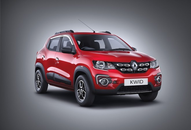 Made-in- India Renault Kwid makes it to Mozambique