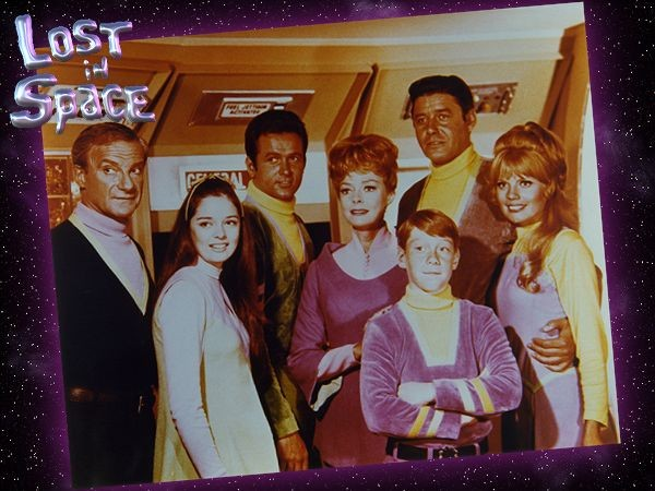 'Lost in Space' original cast