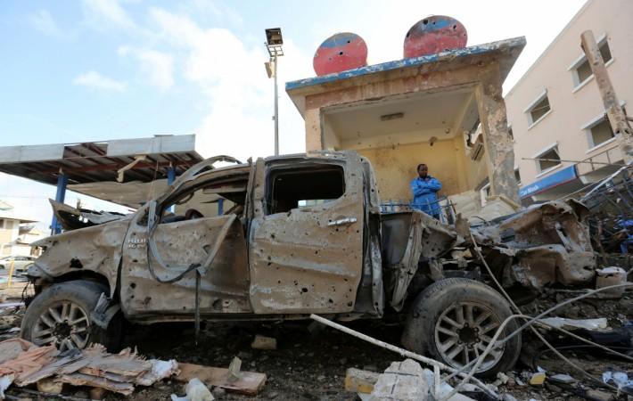 Mogadishu bus blast