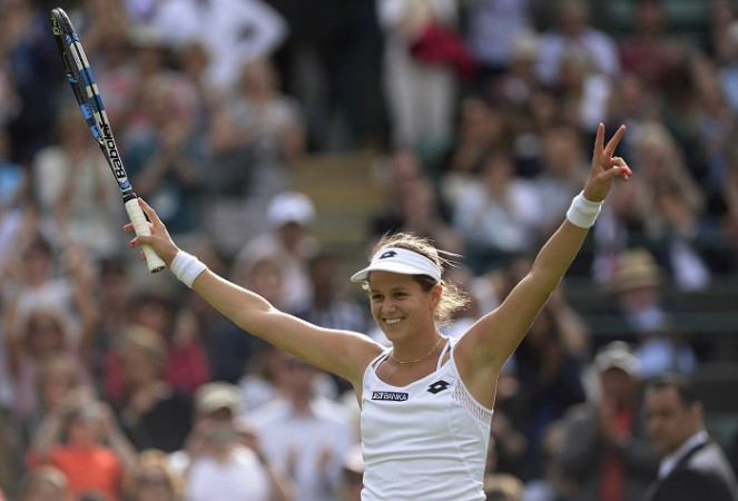 Jana Cepelova Wimbledon