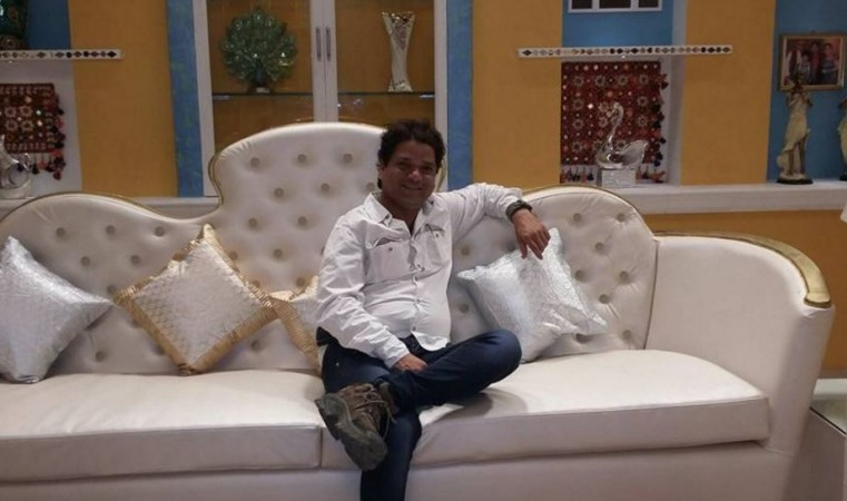 """Taarak Mehta Ka Ooltah Chashmah"" head production controller Arvind Marchande dies on sets. Pictured: Arvind Marchande"
