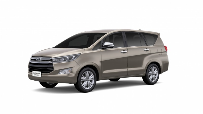 Toyota Innova Crysta gets waiting period of up to 3 months