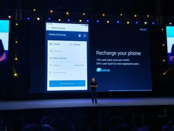 Xiaomi Mobikwik payments