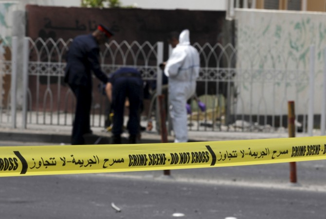 Bahrain bomb blast