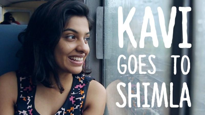 Archana Kavi on her trip to Shimla
