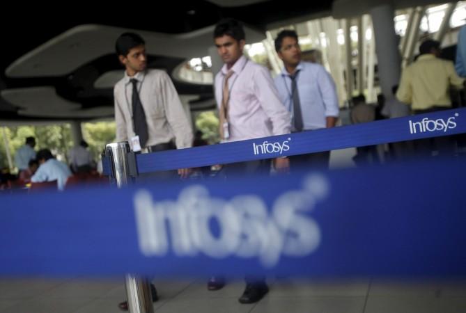 Infosys employees
