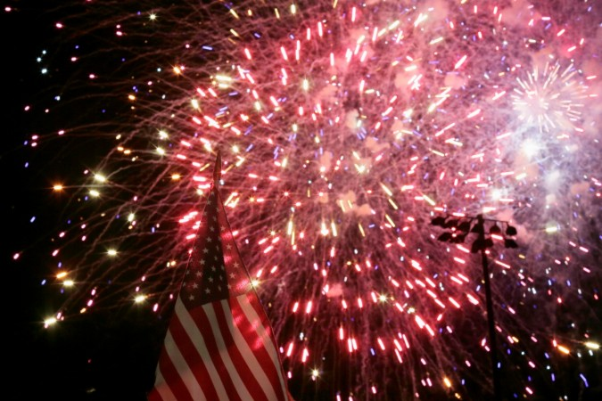 U.S Independence Day 2016 celebration