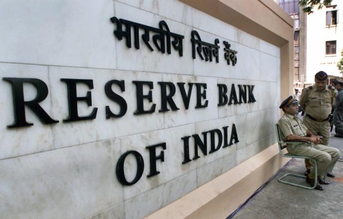 rbi forex reserves dollars rupee decline volatility brexit rajan mumbai bse sensex