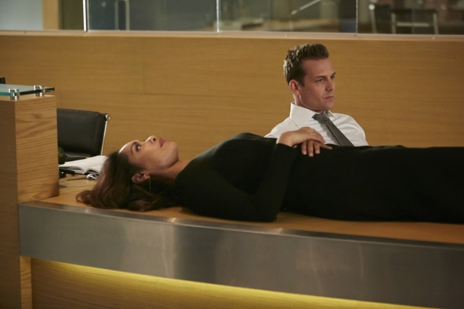 Harvey and Jessica decide how to build the firm back