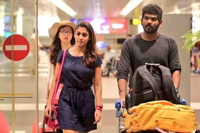 Nayanthara and Vignesh Shivan's relationship goes official