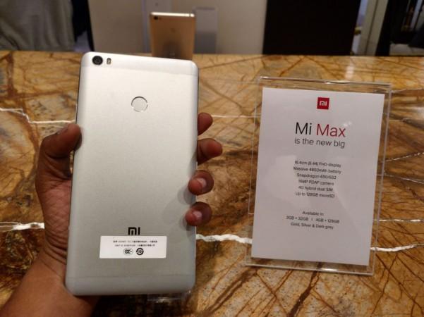 Xiaomi Mi Max First Impression: Wun Wun of Smartphones