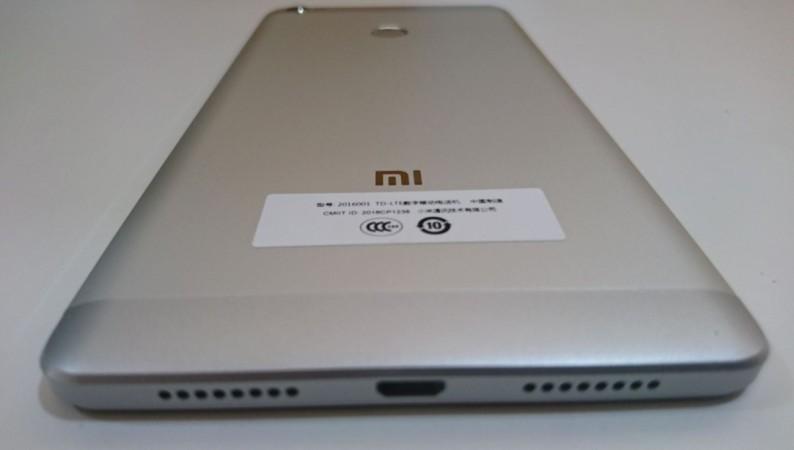 Xiaomi Mi Note 2 Pro coming soon
