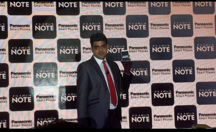 Panasonic launches Eluga Note with MediaTek octa-core processor in India