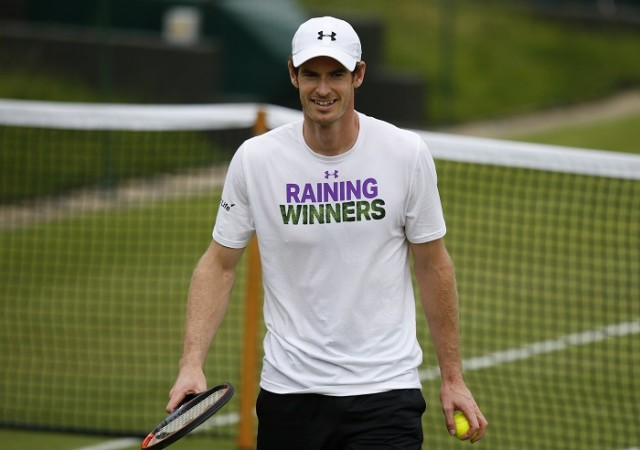 Andy Murray Wimbledon 2016