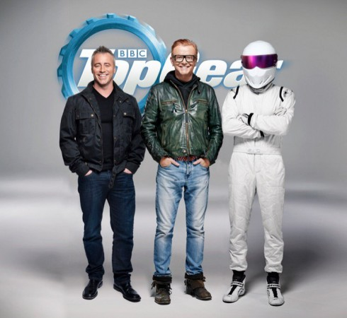 BBC Top Gear