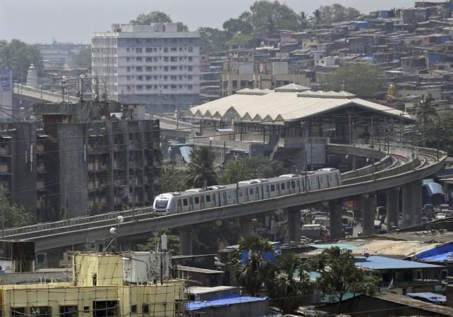 mumbai metro project contract hcc russian jv