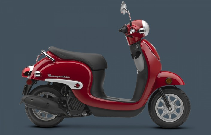 Honda may launch Metropolitan scooter in India to rival Yamaha Fascino
