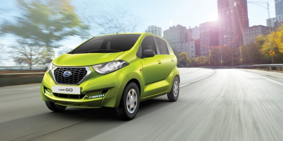 redi-Go leads Datsun India sales pitch