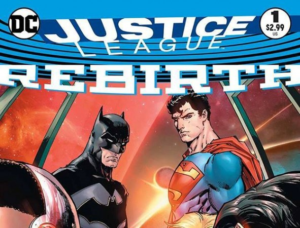 'Justice League: Rebirth #1' will introduce the pre-Flashpoint Superman