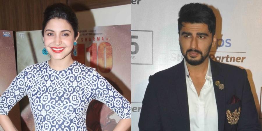 Anushka Sharma's third production film to star Arjun Kapoor