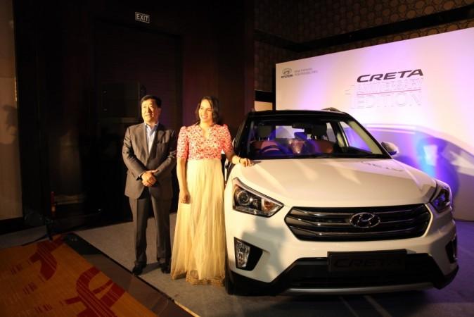 Hyundai Creta Anniversary edition