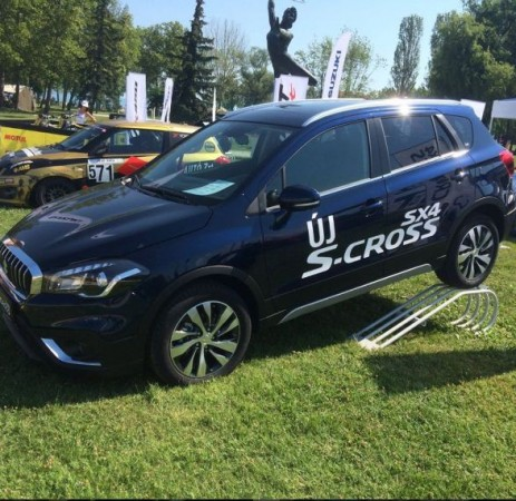 The S-Cross is the first model in India to be sold through the Nexa