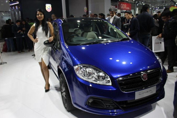 Fiat Linea 125 S launched in India at Rs. 7.82 lakh