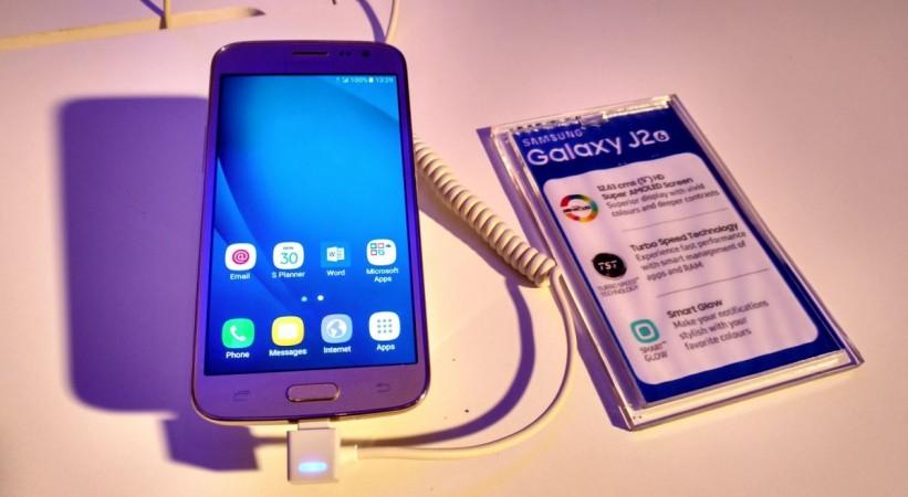 Samsung Unveils Galaxy J2 (2016), Galaxy J Max With TST