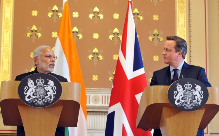 modi cameron visit bilateral trade uk india brexit referendum eu