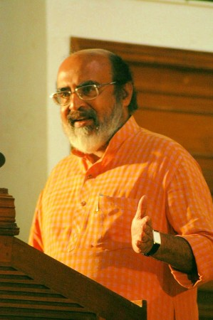Kerala Finance Minister