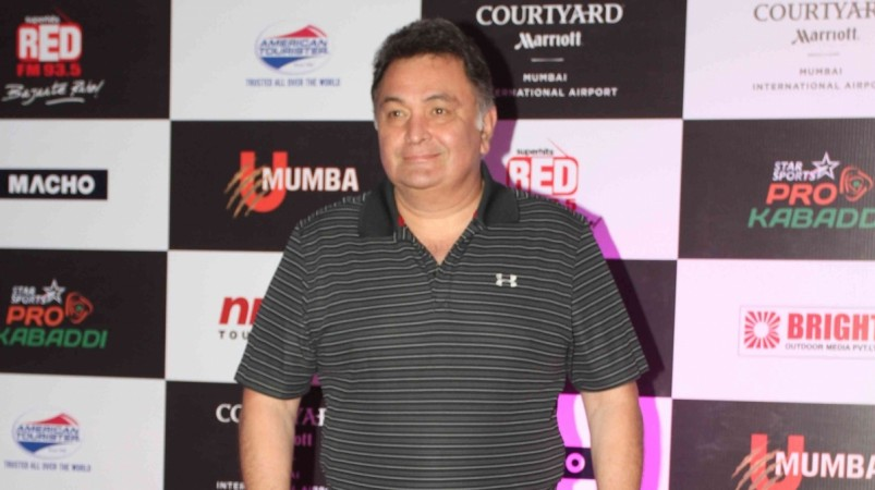 Here's what Rishi Kapoor has to say on Pakistan's Independence Day