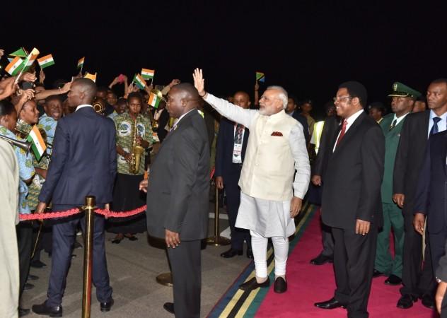 Modi Tanzania