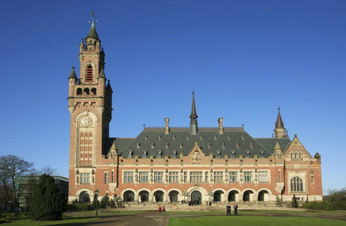 International Court of Justice, Hague, Netherlands