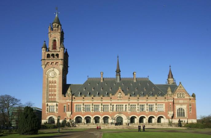International Court of Justice, Hague, Netherlands