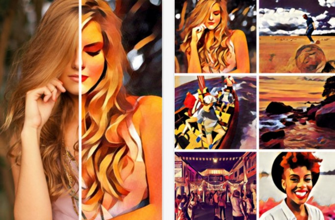 Prisma: A wonder app that transform a mundane picture to a true piece of art