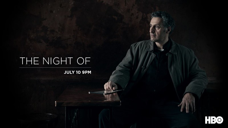 "Season 1 of ""The Night Of"" premiered on Sunday, July 10."