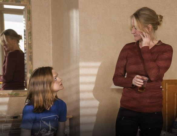 """Bridget has been very mean to her mother in the recent episodes of """"Ray Donovan"""""""