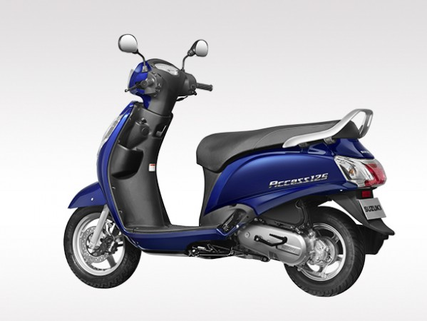 Suzuki Motorcycle recalls new Access 125