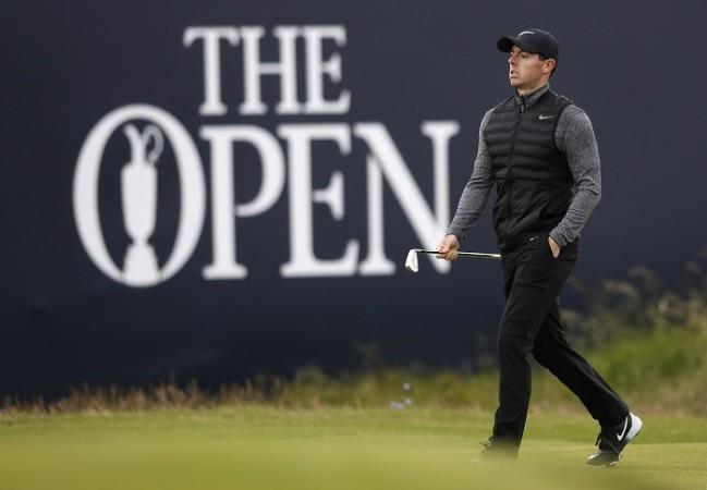 Rory McIlroy British Open 2016