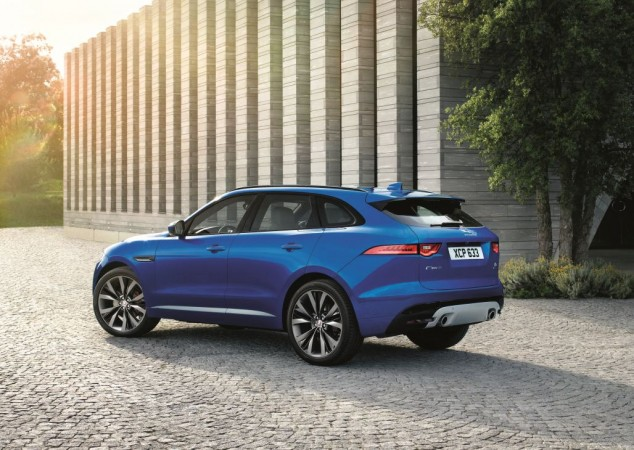 jaguar f pace crossover india spec variants specifications revealed to be launched by 2016 end. Black Bedroom Furniture Sets. Home Design Ideas