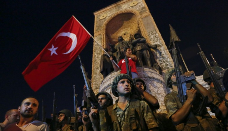 Military Coup in Turkey 2