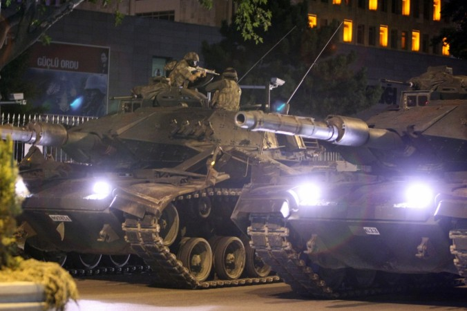 Military Coup in Turkey 4