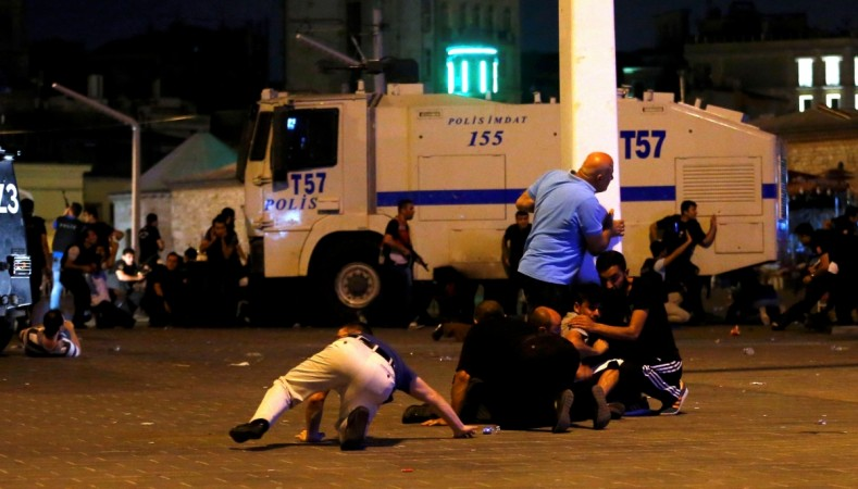 Military Coup in Turkey 8
