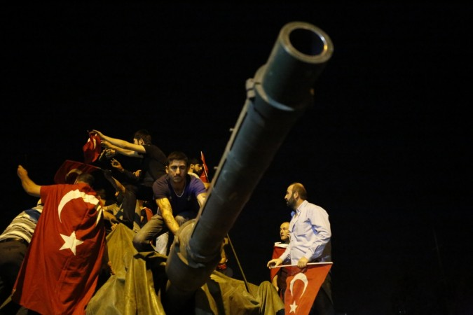 Military Coup in Turkey 12