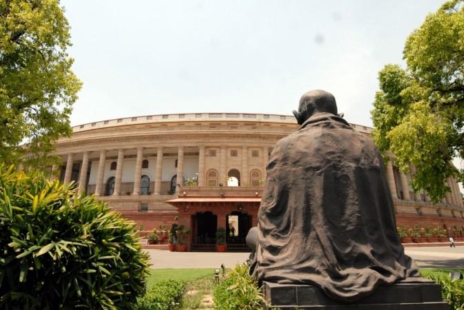 monsoon parliament modi wani kashmir unrest violence death toll bjp congress opposition gst nda