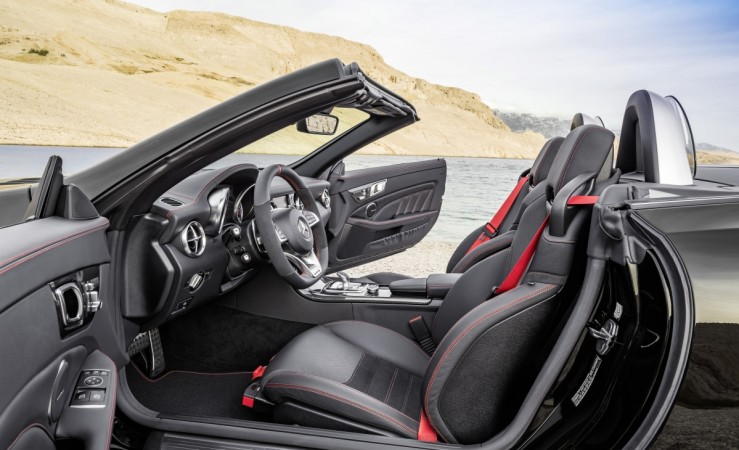 Mercedes-Benz AMG SLC 43 to be launched in India on July 26