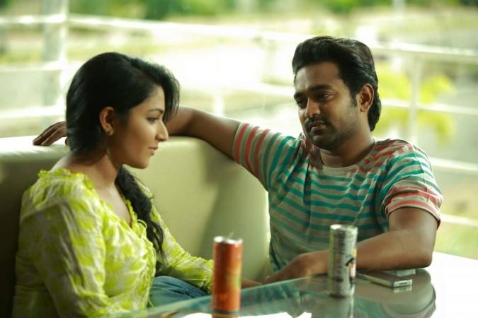 Rajisha Vijayan and Asif Ali