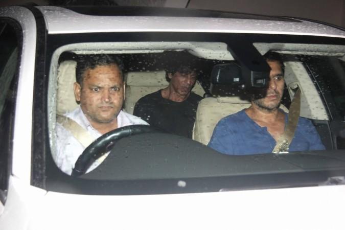 Shah Rukh Khan and Ritesh Sidhwani