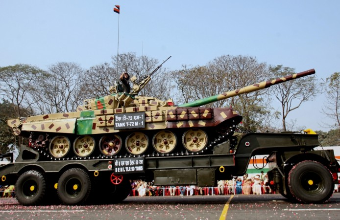 indian army t 72 tank china chinese build up aggression military 1962 war terrain ladakh